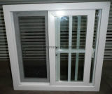 Grills Design Double Insulating PVC Sliding Window