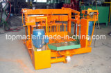 China Famous Topmac Brand Mobile Block Making Machine