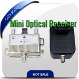Fiber to Home CATV Smart Fiber Optic Receiver Hr-1DC