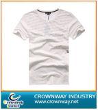 Mens′ Slim Fit Fashion T-Shirt Made of Cotton (CW-TS-10)