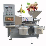 Coconut Almond Soybean Automatic Mustard Oil Press Expeller Machine