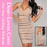 2016 Sexy Fashion Evening Prom Party Bandage Dress