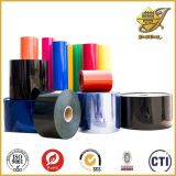 Colorful Rigid Transparent PVC Plastic Film