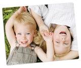 """Aluminum Square Plate Photos for Children Smile 12""""× 12"""""""