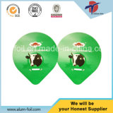 Aluminium Foil Lid for 75mm PP Yogurt Cup