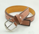 Classic and Basic Man Belt with Split Leather Linning M478