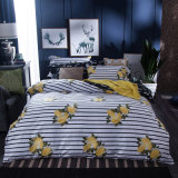 Home Textile Cotton Fabric Bedsheet Duvet Covers Bedding