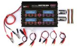 1061qb6-80W LCD Screen Balance Charger for RC Multicopter Battery