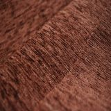 Brown Chenille Sofa Fabric by Cheaper Price (FTH31004B)