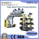 Six Color High Speed Flexo Printing Machine (GWT-A2)