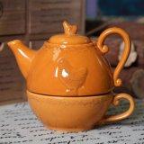 Ceramic Gift Teapot Enamel Teapot Tea Pot Set