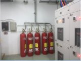 Clean Agent Fire Suppression Gas FM200 Gas