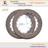 Jh70 Motorcycle Clutch Disc Plate for Motor Engine Parts