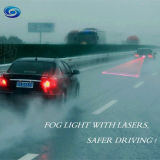 2015 Salable High Quality Red Laser Fog Light for Automobiles