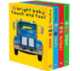 High Qaulity Touch & Feel Kids Book Printing Service (jhy-093)
