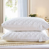 Home Hotel Quilted Cotton Sleeping Bed Pillow