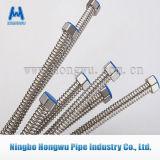 Welded Stainless Steel Corrugated Flexible Plumbing Metal Hose