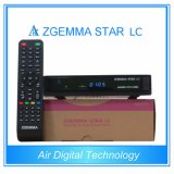 2016 New Best Buy Low Cost Zgemma-Star LC FTA Satellite Receiver with Linux OS E2 New Updated DVB-C One Tuner