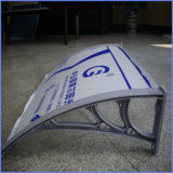 Euro-Design Outdoor DIY Polycarbonate Garden Gazebo