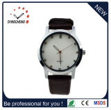 Genuine Leather Watch Strap Custom Logo Casual Men Watch (DC-752)