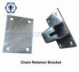 Chain Retainer Bracket Backer Plate Dock Hardware