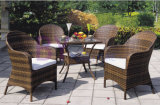 European Style Outdoor Garden Villa PE Rattan Furniture