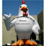 Chicken Mode Inflatable Cartoon Character