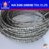 High Efficiency Diamond Coated Tools Wire Saw for Sale