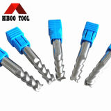 China Factory Carbide End Mill Cutter for Aluminum
