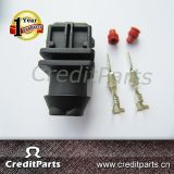 Electric Plug Adapter EV1-2 with Pin and Waterproof for Fuel Injector