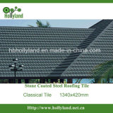 Colored Stone Coated Metal Roofing Tile (Classical Type) (HL1102)