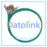 Pigtail LC/PC mm Loose Tube 50/125 Om3 (900um) 2m LSZH Aqua Color