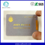 Anti-Fake PVC Card with 3D Hologram Sticker