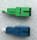 Sc/APC Plastic Female to Male Fiber Optic Attenuator