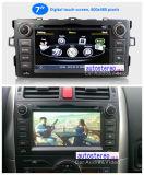 Car Video DVD GPS for Toyota Auris Corolla Satnav Autoradio Multimedia GPS iPod
