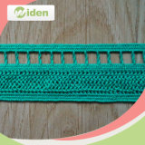 Hot Selling Decorative Various Colors Green Fabric Trimming Tulle Lace