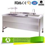 Hospital Furniture Cheap Steel Public Washing Sink