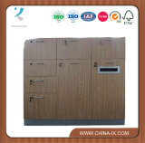 Wooden Cabinet for File Storage Office Furniture
