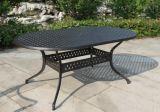 "Cast Aluminum Garden 42""X 84""Dining Table Furniture"