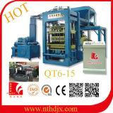 Qt6-15 Automatic Cheap Price Concrete Block Machine/Block Machine