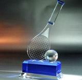 OEM Cheap Crystal Tennis Ball Keychain