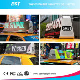 Good Quality P5mm Outdoor Full Color Taxi Top LED Sign