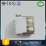 Paster USB PCB Jack Connector Socket Hemming