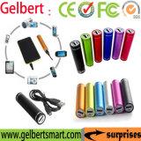 Gelbert Wholesale 2600mAh Power Bank for Cell Phone