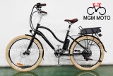 Classical Model Beach Cruiser Fat Tire City Electric Bike