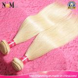 Human Brazilian Straight Hair Weft Human Blonde Hair