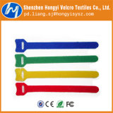 Wholesale Blending Colorful Hook and Loop Magic Tape Wire Tie