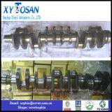 Forged Steel Crankshaft for Dongfeng 6L HOWO Wd615 Engine Shafts