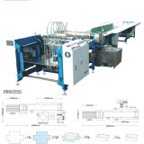 Zx-650A Semi-Automatic Paper Feeding and Pasting Machine (Feeder Paper)