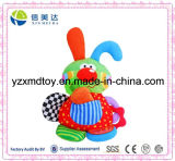 Cute Good Safe Rabbit Plush Baby Toy in Yangzhou